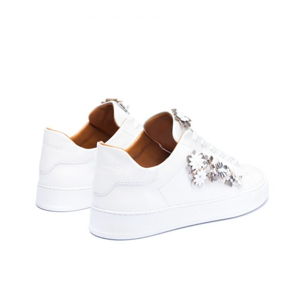 st flower white - black dioniso ss18 - 028-1