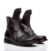 black dioniso cuoio - museum - Twist black - 018