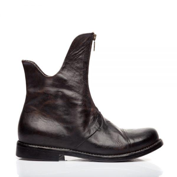 black dioniso cuoio - museum - Twist black - 019