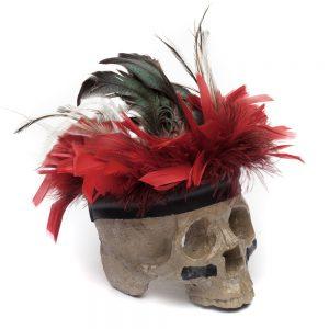 black dioniso skull 005
